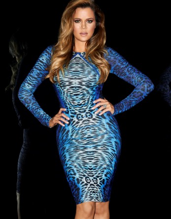 a4098a8b2a Kardashian Animal Print Bodycon Dress - Lipsy