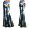 Aliexpress.com : buy autumn elastic plus size colorful printed long maxi skirt women from reliable skirt belt suppliers on surefavor store