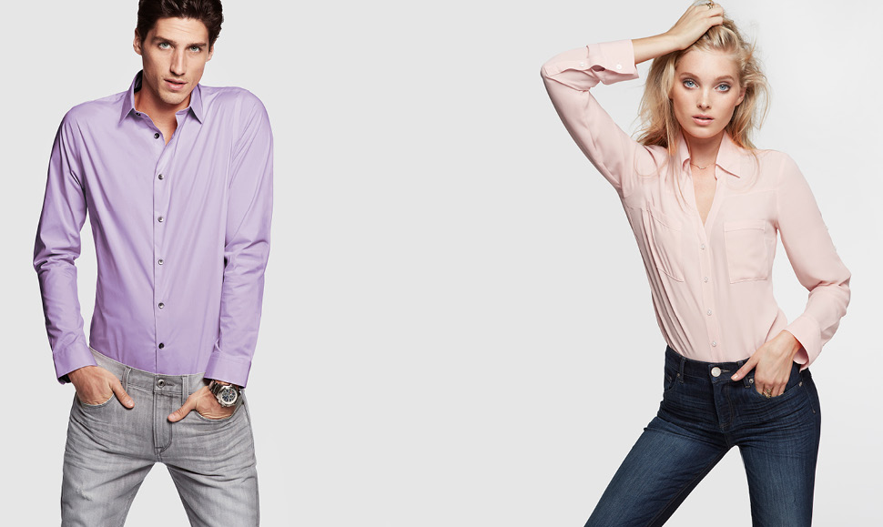 Express | Shop Men's and Women's Clothing