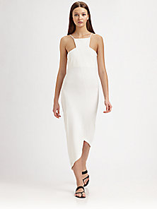 Kimberly Ovitz - Chalu Ponte Knit Dress - Saks Fifth Avenue Mobile