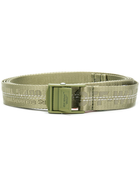 Off-White women belt green