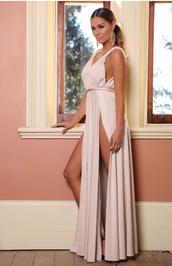 slit dress,high split dress,white dress,long dress,fomal dress,sexy dress,party dress,plunge dress,bodycon dress,bandage dress,sexy dresses prom,plunge v neck