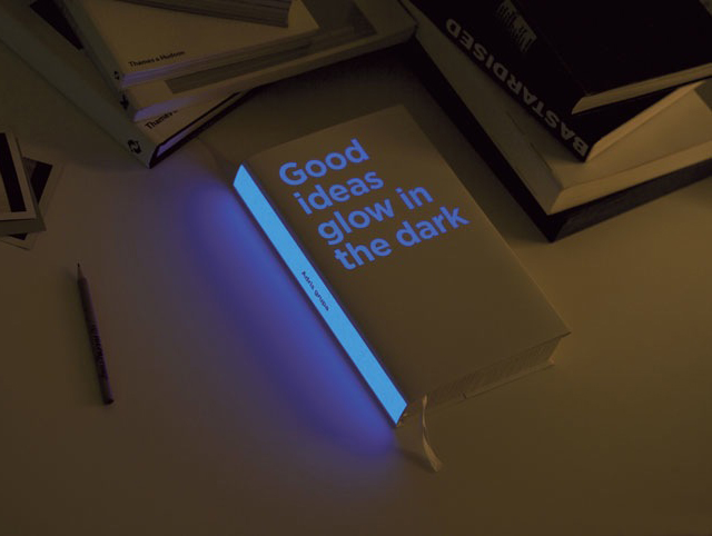 Fancy - Good Ideas Glow in The Dark Book