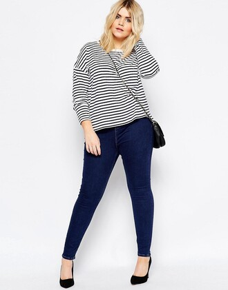 jeans high waisted jeans skinny jeans curvy asos