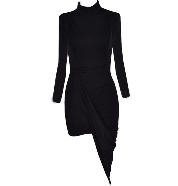 The yoncé black dress