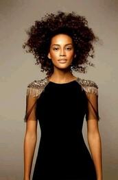 dress,black girls killin it,african american,curly hair