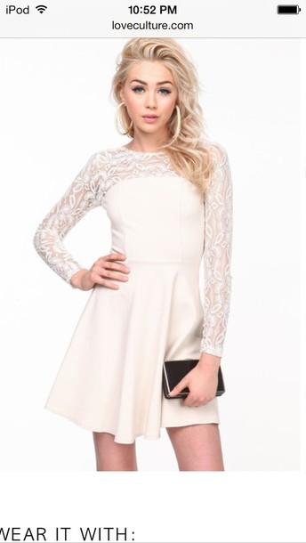 Cute long sleeved dresses