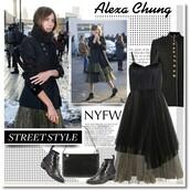 bag,at lvr: alexa chung's stella mccartney clutch,faux leather,clutch,stella mccartney,alexa chung,nyc fashion,fashion week 2015,nyfw,new york city,trendy,fashion,fashion week,stylish