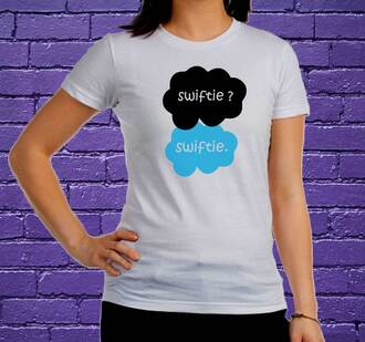 t-shirt taylor swift taylor swift swiftie fashion cute girl shirts women tshirts women shirts music shirt fault in our stars