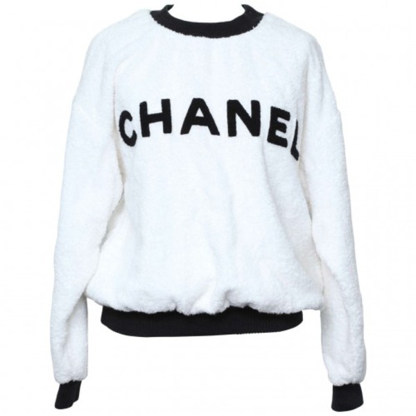 chanel sweatshirt designer