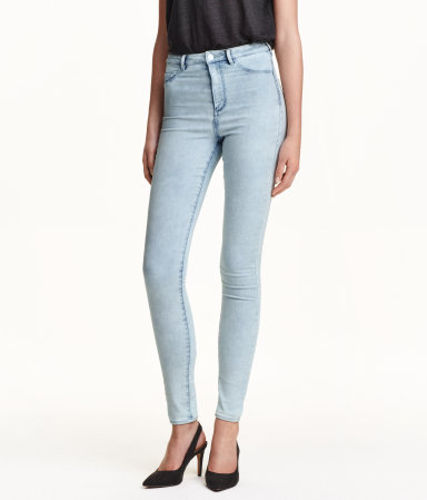 f39b85f6805f2 H&M Super Skinny High Jegging $19.99