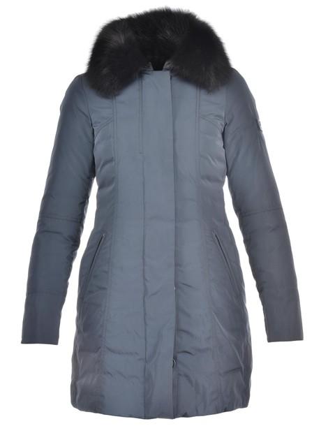 jacket down jacket grey