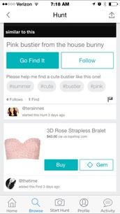 underwear,3d rose,bralette
