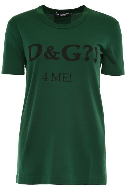 Dolce & Gabbana t-shirt shirt t-shirt top