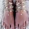 Grace bijoux tynuska anklet gold