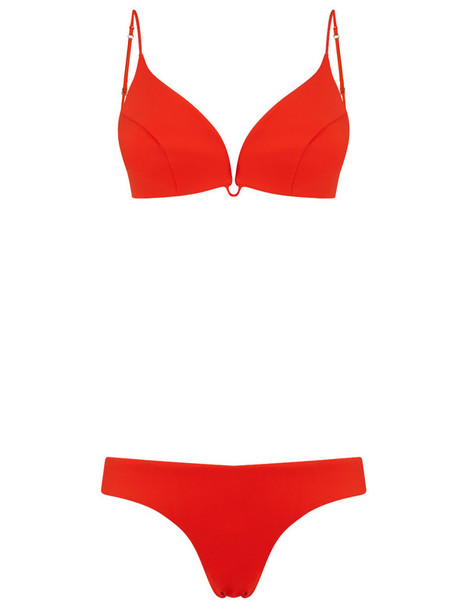 Zimmermann bikini red