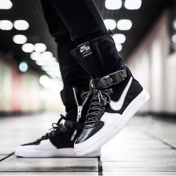 b2f326c9e647 shoes acronym x nikelab air force 1 downtown nike sneakers nike sneakers  nike shoes high top