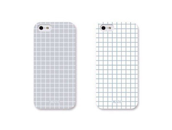 phone case phone case iphone case black withe grey iphone5c case checkered