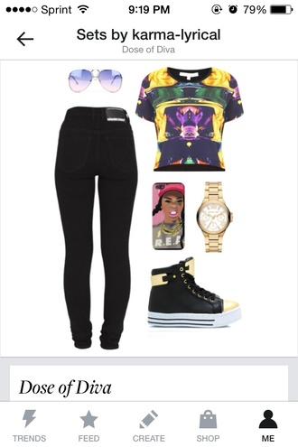 jeans black kimono glasses sunglasses bag iphone case sneakers shoes top t-shirt shirt phone cover jewels shorts