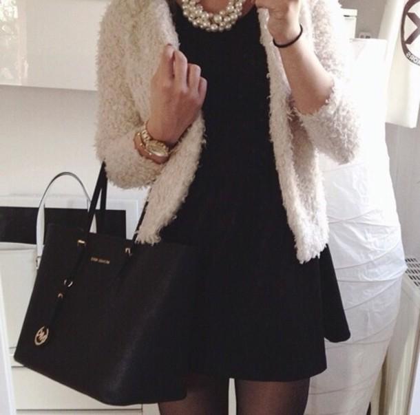 coat white fluffy jacket sweater