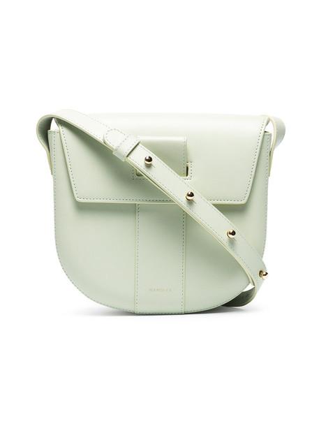 Wandler women bag shoulder bag leather green