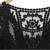 Black Long Sleeve Hollow Crochet Lace Blouse - Sheinside.com