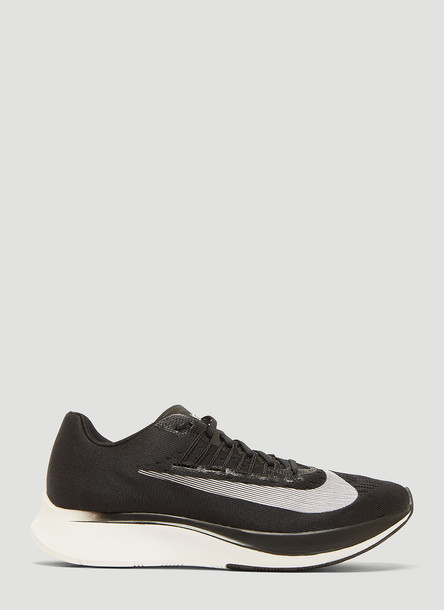 Nike Zoom Fly Running Sneakers in Black size US - 06