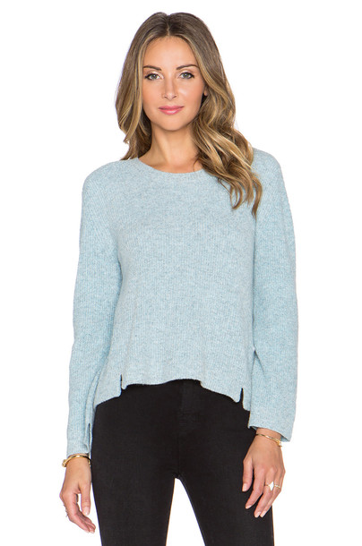 J BRAND sweater blue