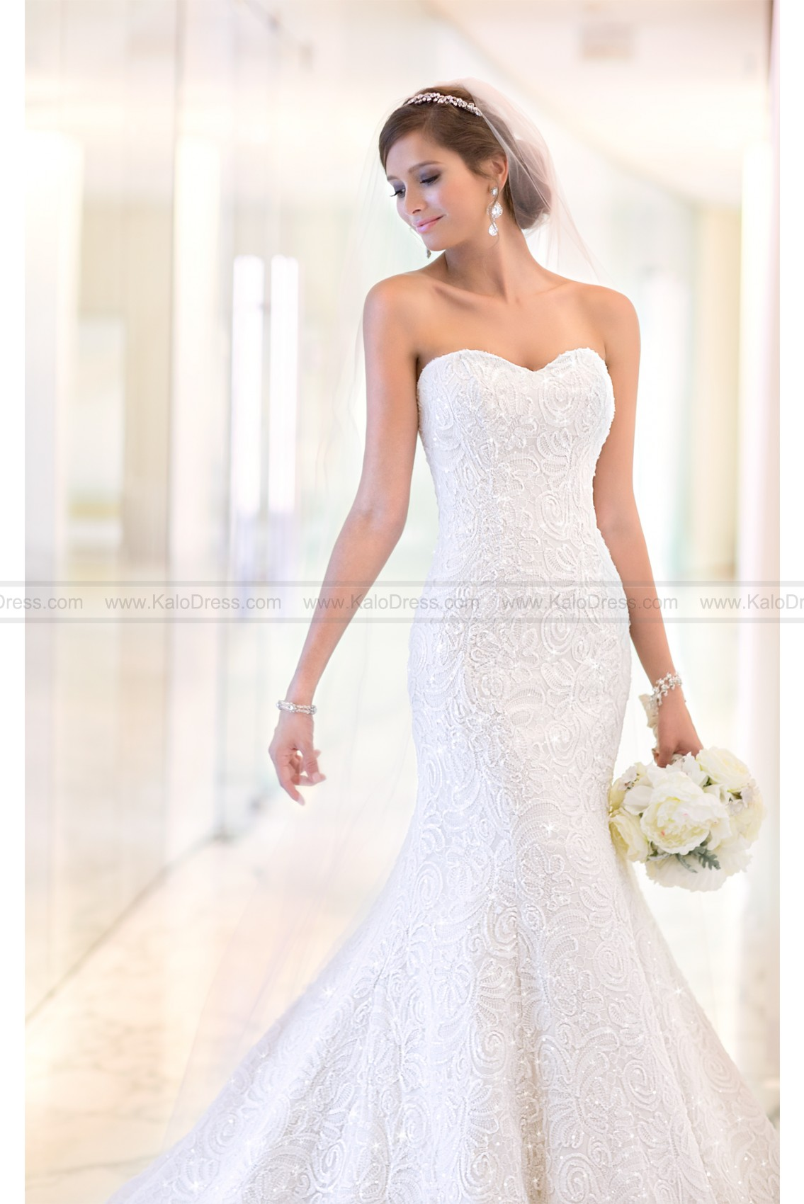 Essense Wedding dress Style D1637 - Formal Wedding Dresses