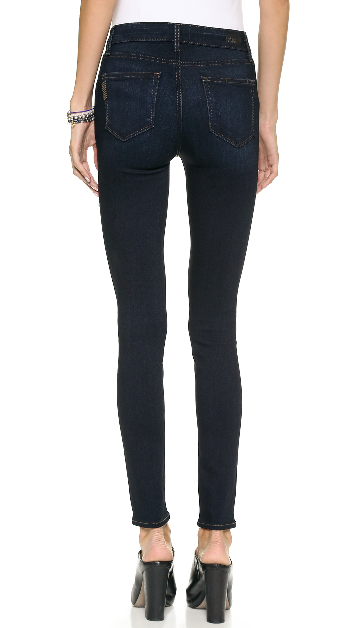 Paige Denim Hoxton Ultra Skinny Jeans | SHOPBOP