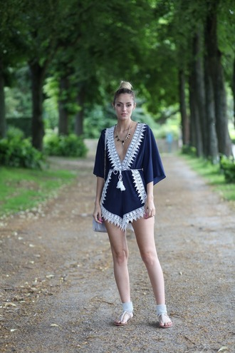 from brussels with love blogger romper bag shoes jewels