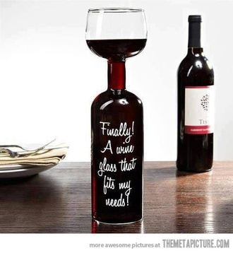 funny wine glass glass home accessory home decor kitchen