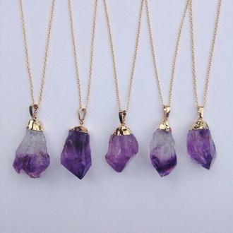 jewels purple gemstone gems
