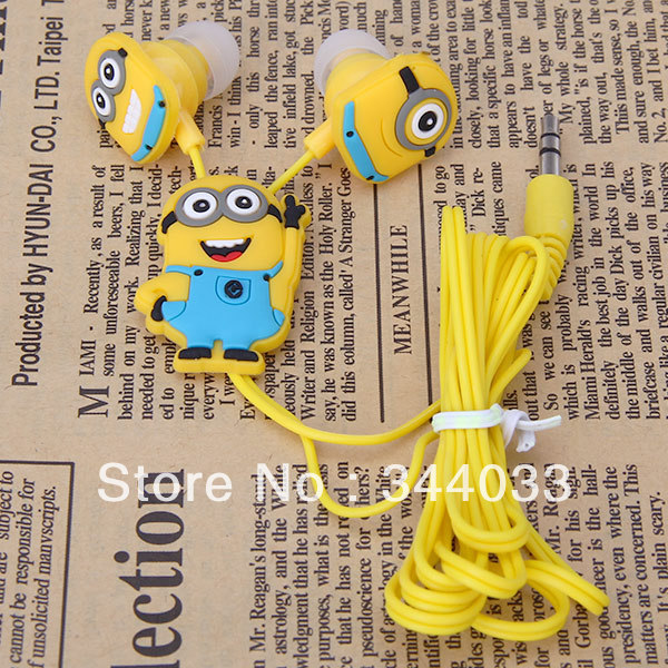 Aliexpress.com : Buy Lovely Despicable Me Shaped Design Children Toy Electronic Music with Light Toy   Yellow from Reliable music earmuffs suppliers on HuaQiangBei Phone & Accessories Wholesale