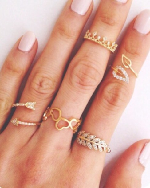 pinterest gold pin rings jewellery jewelry designs ring