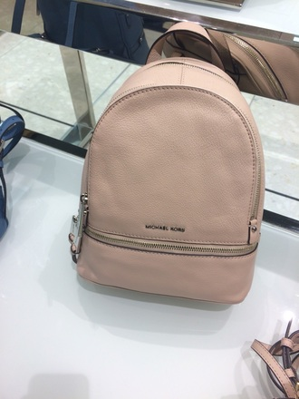 bag michael kors nude beige