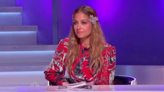 hair accessory back headband backward headband crown nicole richie