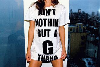 skirt snoop dogg gangsta hip hop shirt clothes