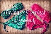 swimwear,bikini,leopard print,pink
