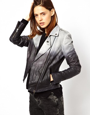 Leather Biker Jacket | ASOS