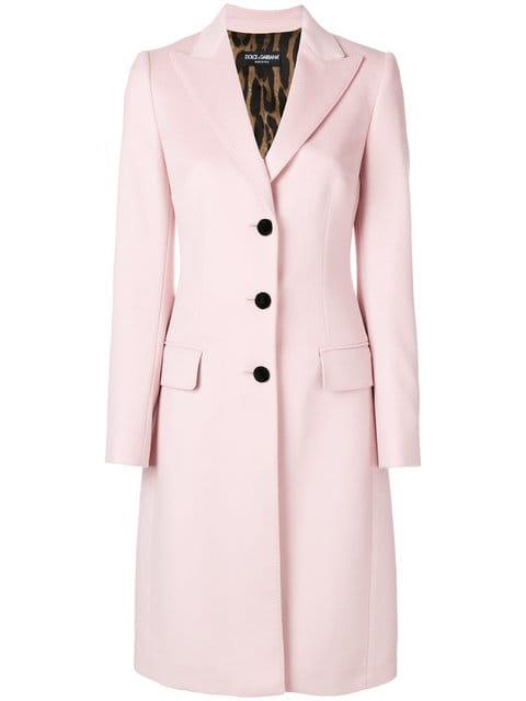 Dolce & Gabbana Tailored single-breasted Coat - Farfetch