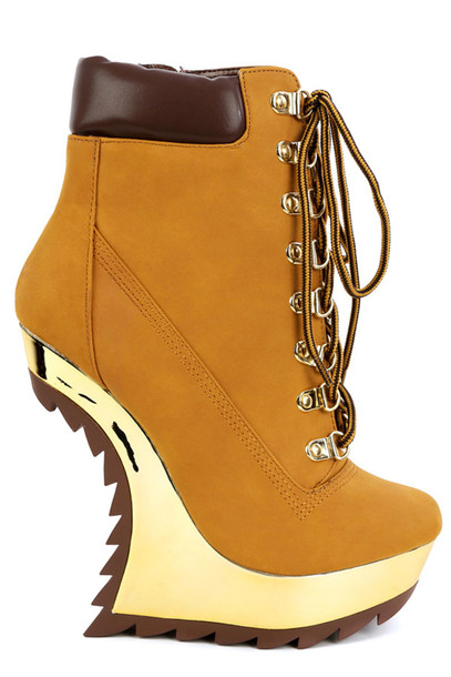shoes heeless timberland heels gold stilettos chrome timberlands high heels