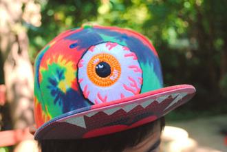 cap eye teeths funny funny hat funny caps baseball hat