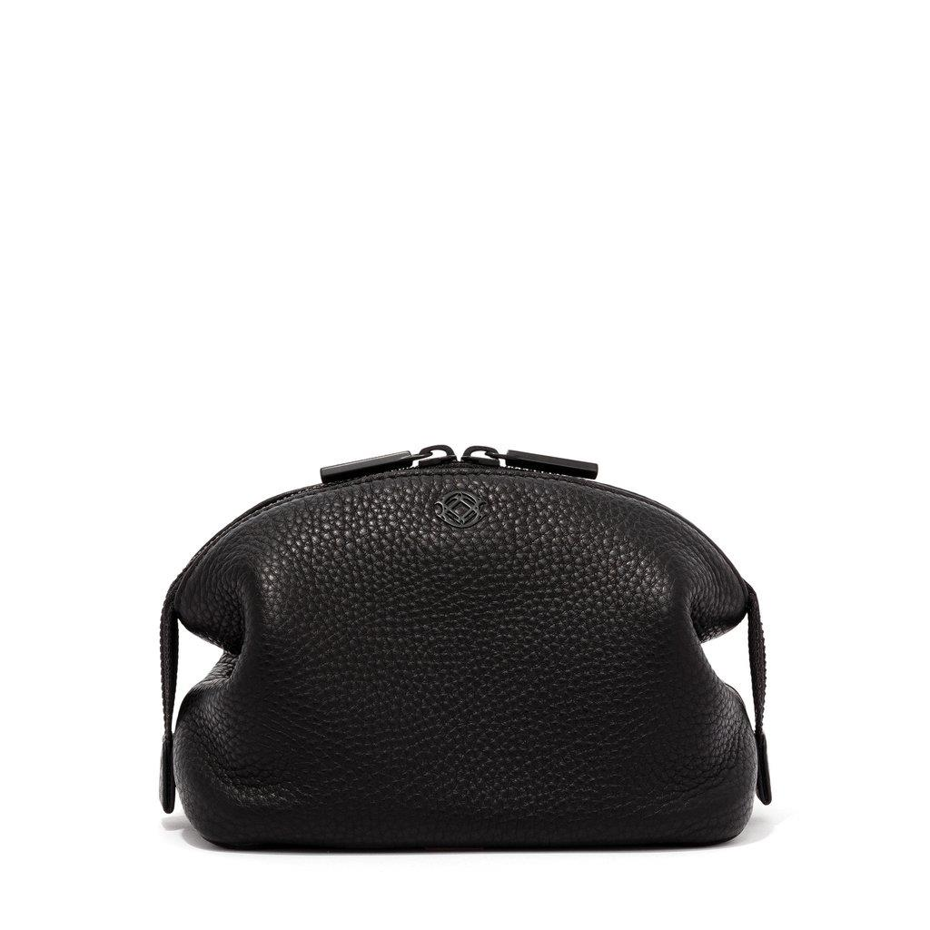 Lola Pouch in Onyx, Small