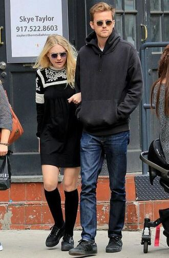 dress fall outfits fall dress long sleeve dress dakota fanning
