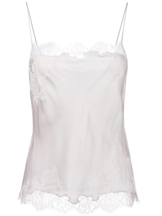 camisole women lace nude silk underwear