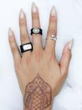 Antique Bracelet Ring