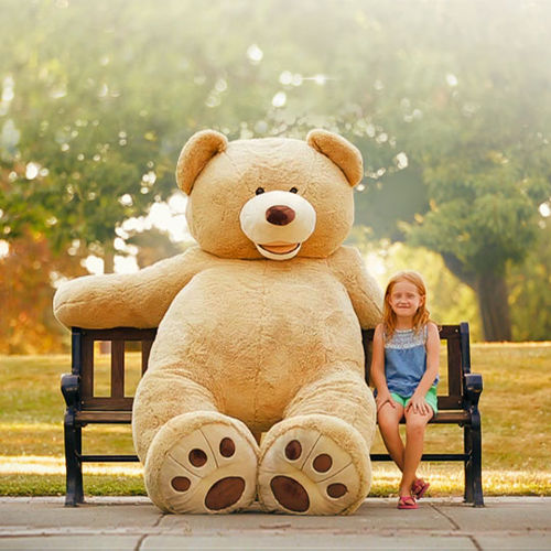 """Hugfun 93"""" bear"""