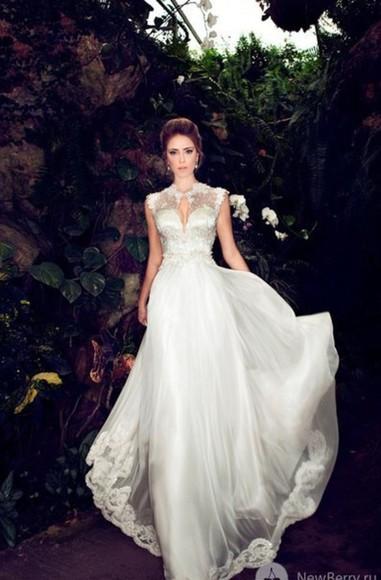 dress wedding dress white dress wedding clothes star dress beauty dress
