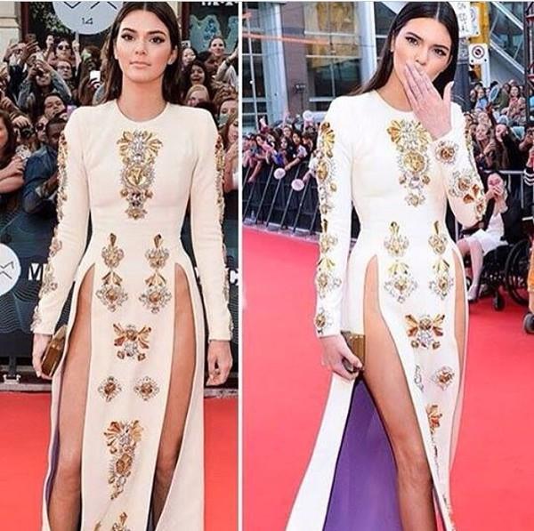 dress long dresses by 2014 kardashians